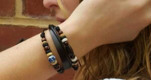۴۵ مدل دستبند چرم زنانه و مردانه بی نهایت شیک ۲۰۲۰ – ۹۹