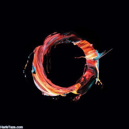 عکس حرف انگلیسی O برای طراحی