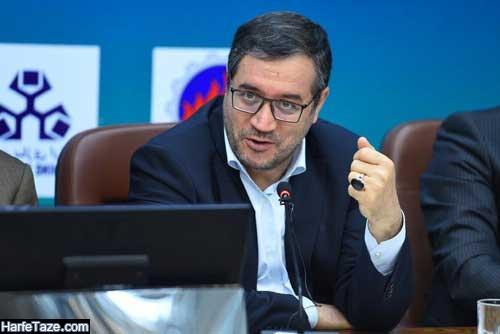 وزیر صنعت و معدن عزل شده توسط زوحانی کیست