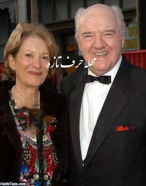 بیوگرافی پاتریشیا هرد همسر ریچارد هرد