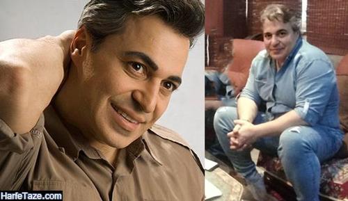 عکس های جدید سعید تهرانی بازیگر
