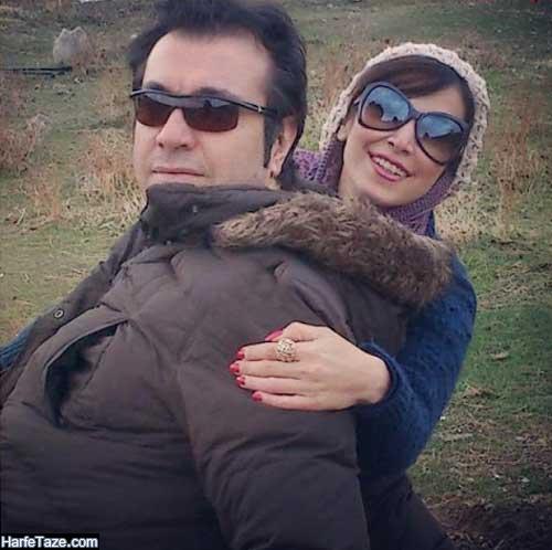 بازیگر نقش متین خواهر منصور در متهم گریخت کجاست
