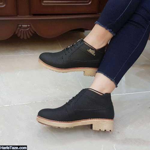 کفش دانشجویی دخترانه 2020