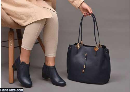 جدیدترین مدلهای ست کیفهای و کفش اسپرت ویژه دانشجویان