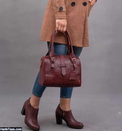 جدیدترین مدل کیف و کفش دانشجویی ست و تکی شیک ویژه سال 99
