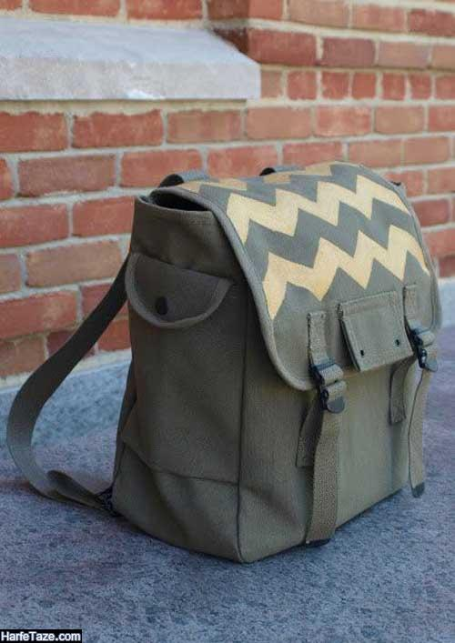 عکس کیف دخترانه برای مدرسه