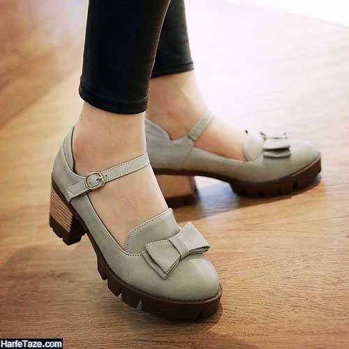 عکس کفش ست اسپرت دخترانه