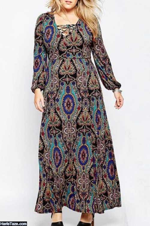 مدل لباس ساحلی آستین دار دخترانه جدید در اینستاگرام