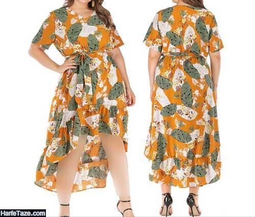 مدل جدید لباس کوتاه ساحلی لاکچری