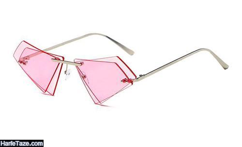 مدل جدید عینک گربه ای زنانه