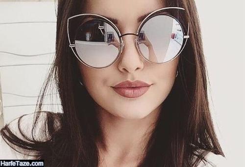 قیمت انواع عینکهای دودی دخترانه