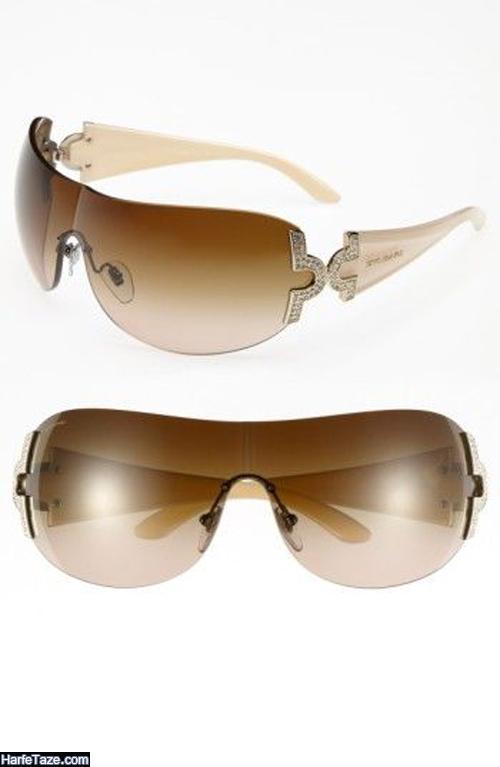 عینک آفتابی اورسایز