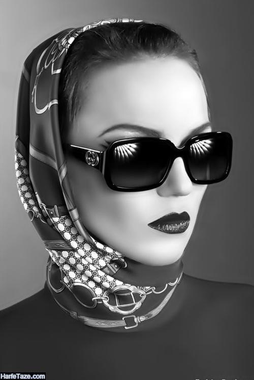 مدل عینک برای دختران جوان