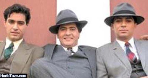 احمد ساعتچیان و شهاب حسینی