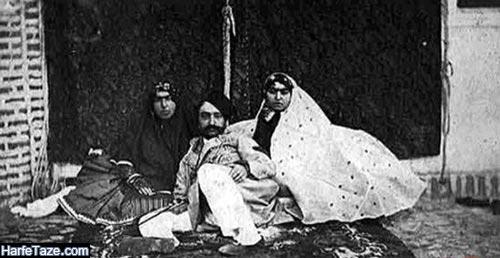داستان اهوی من مارال از ناصرالدین شاه قاجار