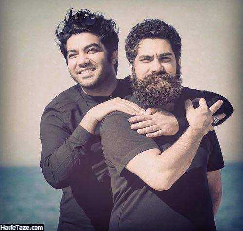 علی زند وکیلی و برادرش