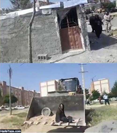 ماجرای کامل مرگ آسیه پناهی زن کپرنشین کرمانشاهی + علت فوت