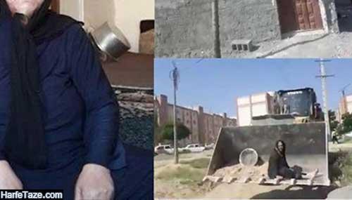 علت مرگ آسیه پناهی زن کپرنشین کرمانشاهی
