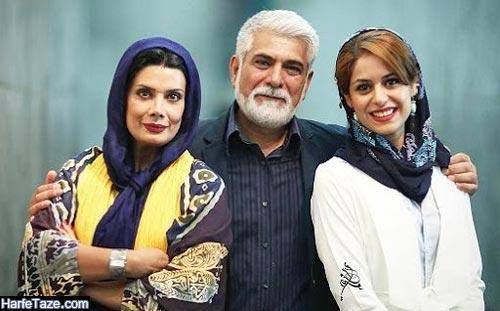 عکس های جدید عاطفه رضوی و همسرش حسین پاکدل