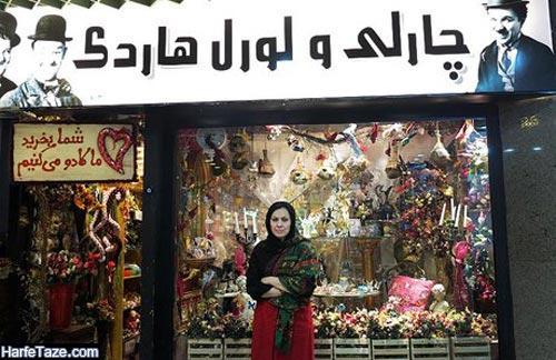 عکس ها جدید عطیه معصومی