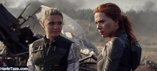 داستان فیلم Black widow 2020