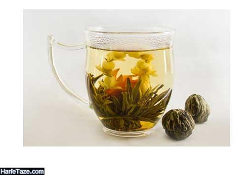 فیلم چای بلومینگ