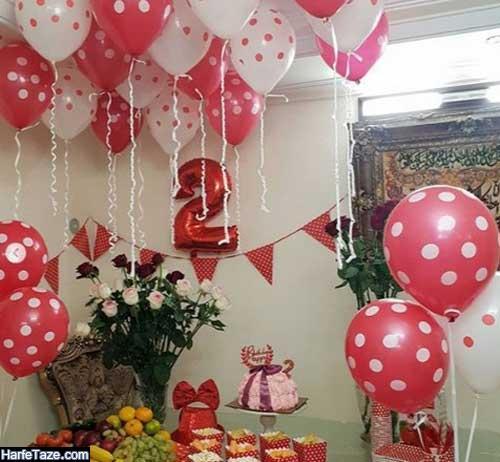 چه لوازمی برای جشنهای تولد مورد نیاز است