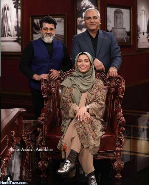 مهمان امشب دورهمی 8 خرداد 99 کیست