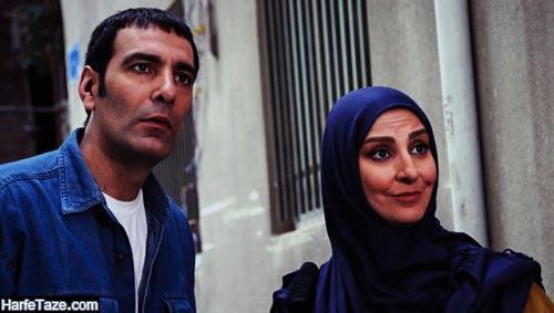 اسامی بازیگران سریال دزد و پلیس