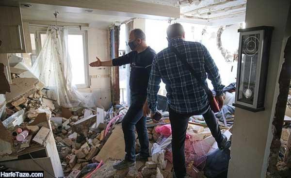 ماجرای انفجار در تهران 20 اردیبهشت 99 چیست؟