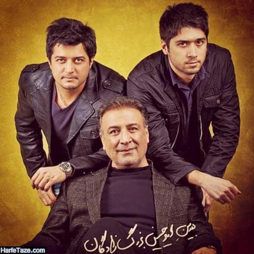 بیوگرافی و عکس های عرفان اکبری پسر عبدالرضا اکبری بازیگر
