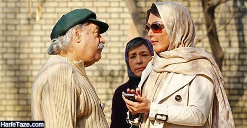 شقایق فراهانی بهزاد فراهانی و فهیمه رحیم نیا در فیلم خانوم