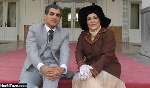گیتی ساتچی در سریال معمای شاه