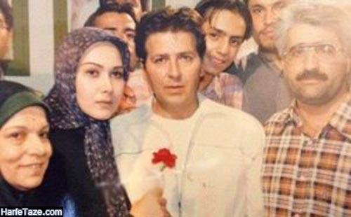 آناهیتا نعمتی و ابوالفضل پورعرب در سریال همراز