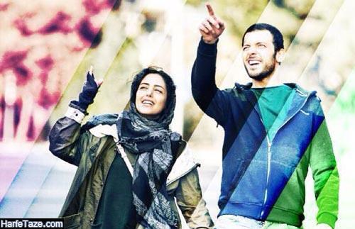 هنگامه حمیدزاده در فیلم متولد 65