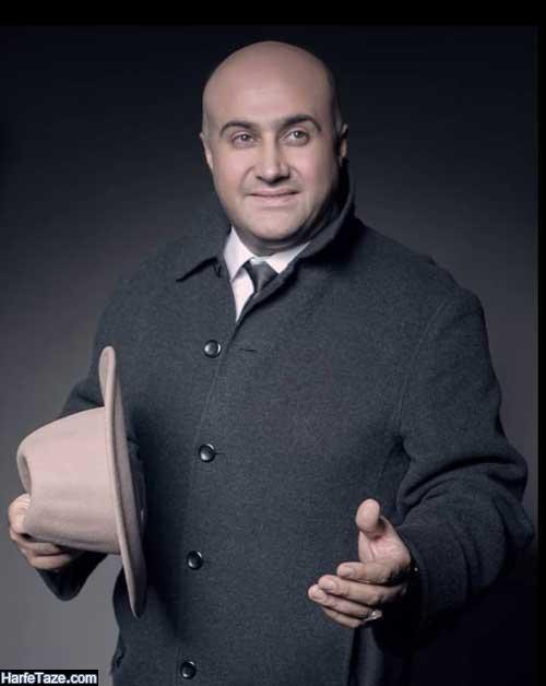 حسام لرنژاد خواننده کرد | بیوگرافی و عکس های جدید حسام لرنژاد و همسرش + زندگی شخصی