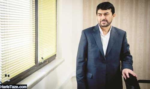 زندگینامه کامل و سن و تحصیلات حسین مدرس خیابانی وزیر صمت