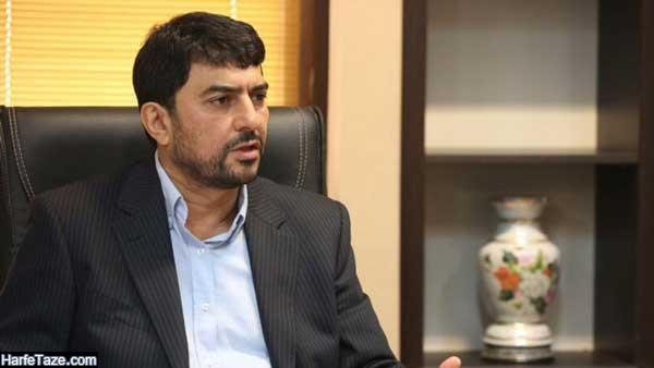 روزمه کاری حسین مدرس خیابانی وزیر صمت