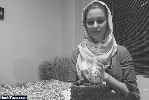 زندگینامه لیدا فتح اللهی بازیگر و مجری