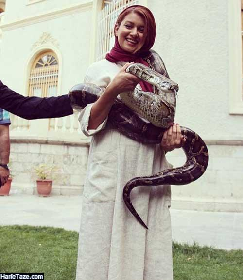 بیوگرافی شخصی لیدا فتح اللهی بازیگر سریال متهم گریخت