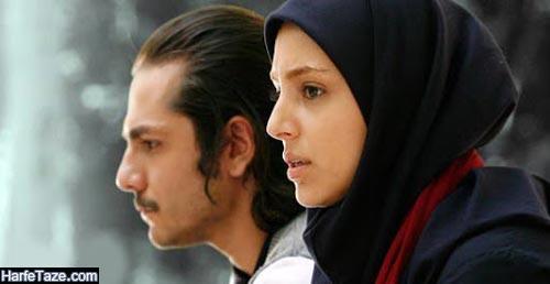 عباس غزالی و هستی مهدوی فر در مادرانه