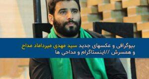 بیوگرافی و عکس های جدید سید مهدی میرداماد | مداح