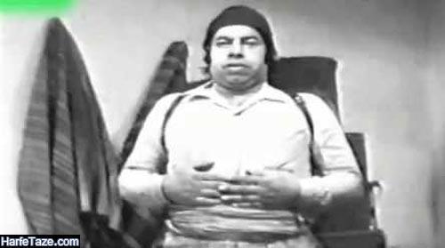 محمود بهرامی قبل از انقلاب