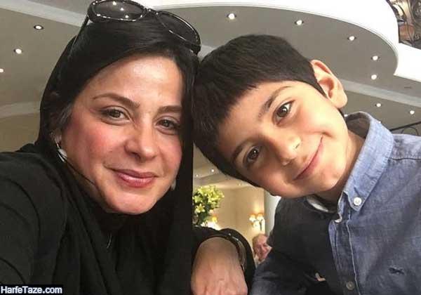 مجید جوزانی همسر دوم سیما تیرانداز کیست؟ عکس و بیوگرافی