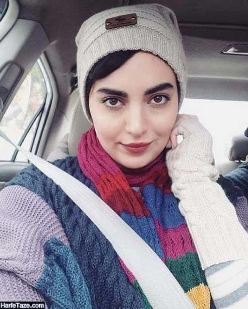مهشید جوادی بازیگر فصل سوم بچه مهندس