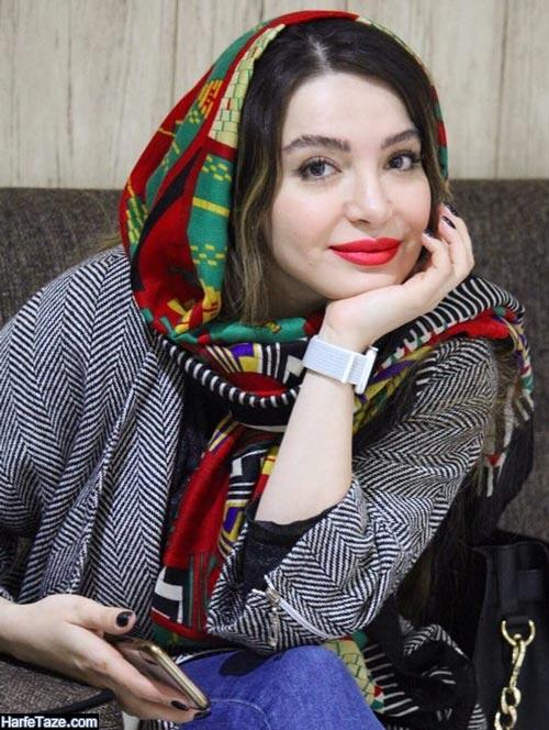 عکس های جدید مهرناز افلاکیان