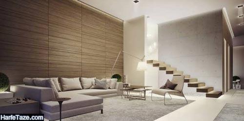 راهنمای طراحی دکوراسیون خانه به سبک مینیمال