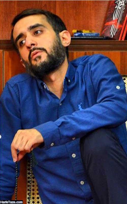 اینستاگرام محمد حسین پویانفر
