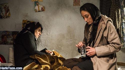 هدیه تهرانی در روزهای نارنجی