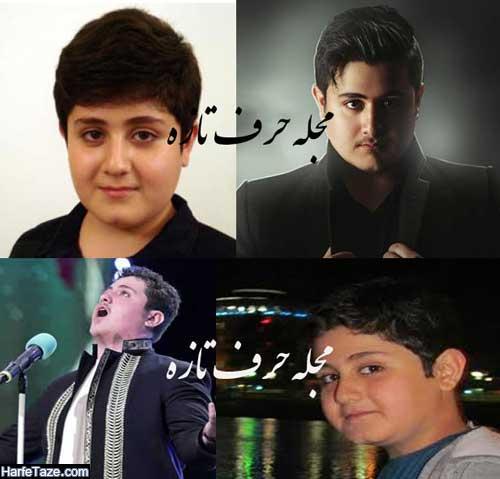 زندگینامه هنری و شخصی پارسا سیمین مرام خواننده ارومیه ای